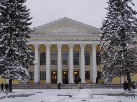 г.Сергиев Посад, Дворец Культуры им.Гагарина.  24 декабря 2011г.